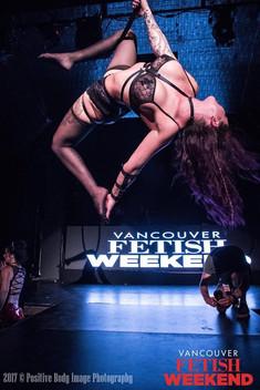 Vancouver Fetish Weekend 2017