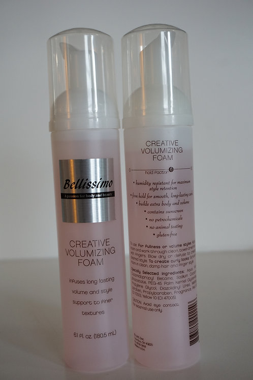 Creative Volumizing Foam