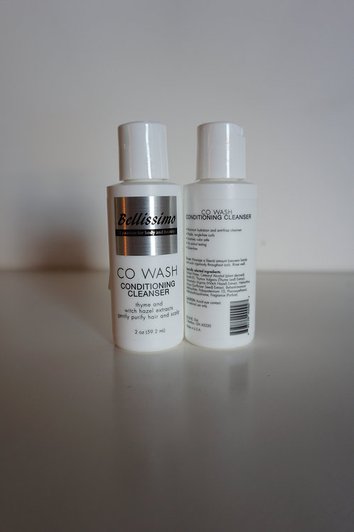 Co Wash Conditioning Cleanser