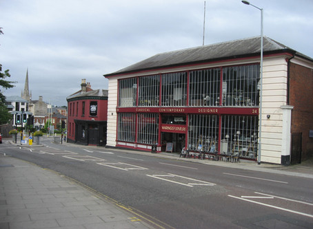 Listed building to become gin distillery, Norwich