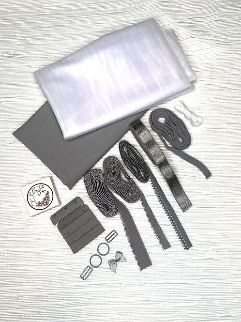 Muslin Fabric Bra Kit