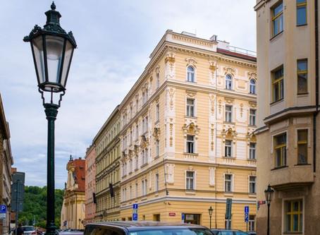 Rekonstrukce bytu na Starém Městě