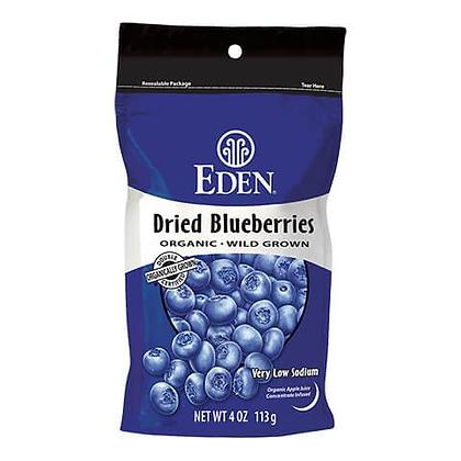 Eden Dried Blueberries
