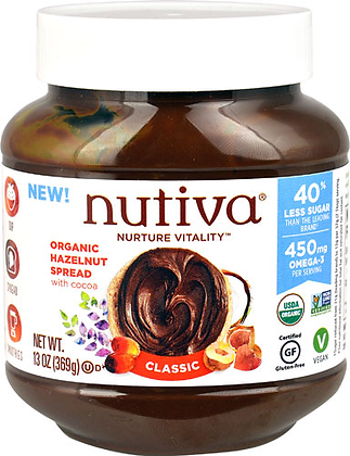 Nutiva Hazelnut Spread