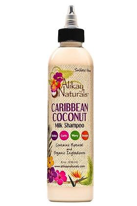 Caribbean Coconut Milk Shampoo 8 oz