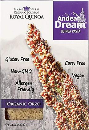 Andean Dream Quinoa Orzo Pasta1