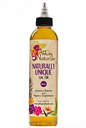 Naturally Unique Loc Oil 8 oz