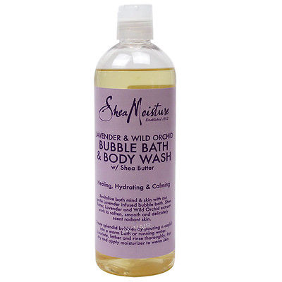 SM Lavender and Wild Orchid Body Wash