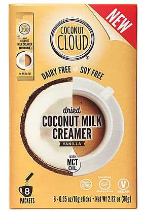 Coconut Cloud Coffee Creamer Vanilla
