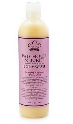 Patchouli and Buriti Body Wash