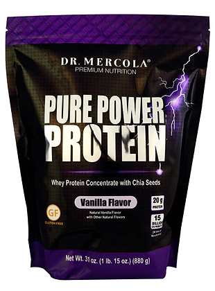 Mercola Vanilla Whey Protein