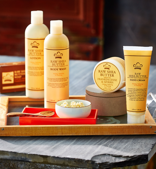 NH Raw Shea Butter Collection