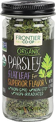 Frontier Co-Op Organic Parsley Leaf Flake