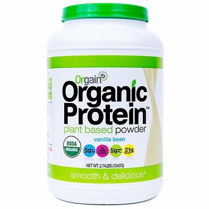 Orgain Vanilla Bean Protein 2.03 lbs