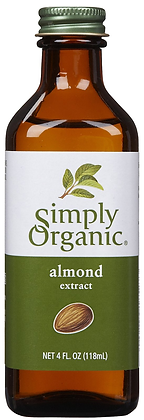 Almond Extract 4 oz