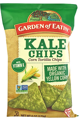 GOE Kale Chips