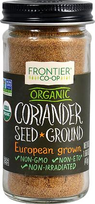 Frontier Co-Op Organic Coriander Seed Ground
