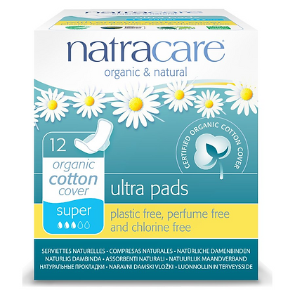 Natural Ultra Pads 12
