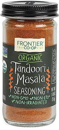 Frontier Co-Op Organic Tandori Masala