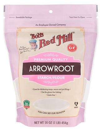 Bob's Red Mill Arrowroot Powder
