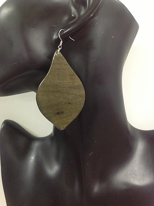Fleaf Earring from Blue Mahoe