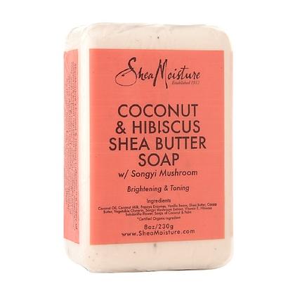Shea Moisture Coconut Hibiscus Bar Soap