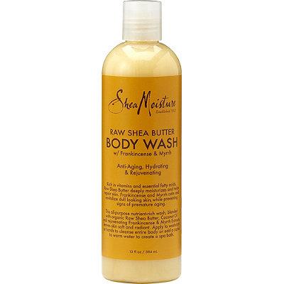 SM Raw Shea Butter Body Wash