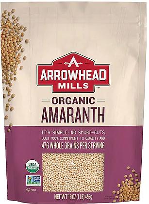Arrow Head Mills Organic Amaranth