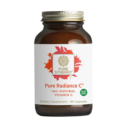 Pure Synergy Radiance C -- 90 Vegetable Capsules