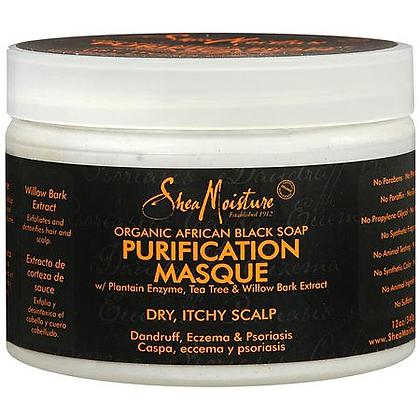 SM Black Soap Purification Masque