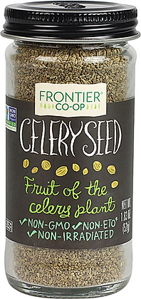 Frontier Co-Op Celery Seed Whole