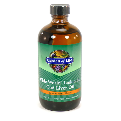 Garden of Life Cod Liver Oil