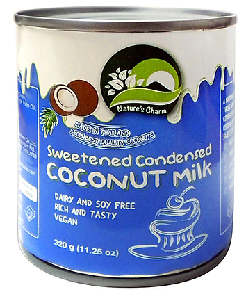 Nature's Charm Coconut Condensed Milk