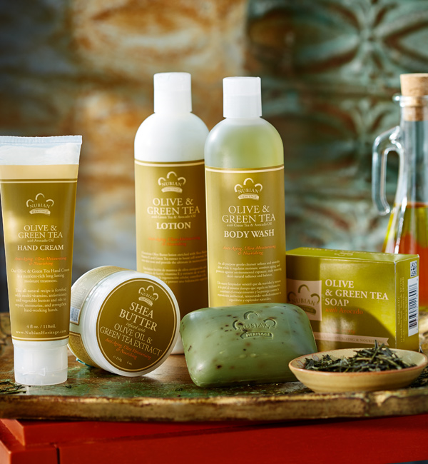 NH Olive and Green Tea Collection