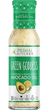 Primal Kitchen Green Goddess Dressing