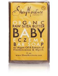 SM Baby Eczema Soap