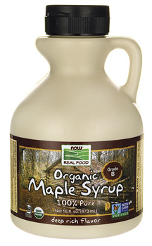 Now Maple Syrup