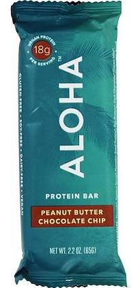 Aloha Protein Bar Peanut Butter Chocolate