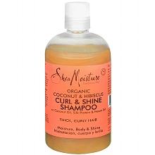 SM Coconut and Hibiscus Shampoo