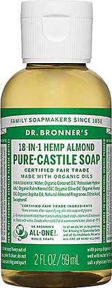 Dr. Bonner's Hemp Almond Castile Soap
