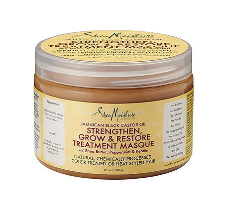 SM Jamaican Castor Oil Treatment Masque
