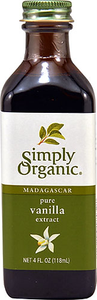 Madagascar Pure Vanilla Extract 4 oz
