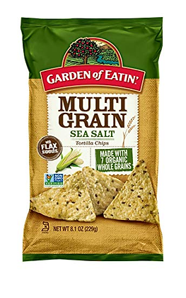 GOE Multigrain Sea Salt Chips