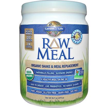 GOL Raw Meal Vanilla Small