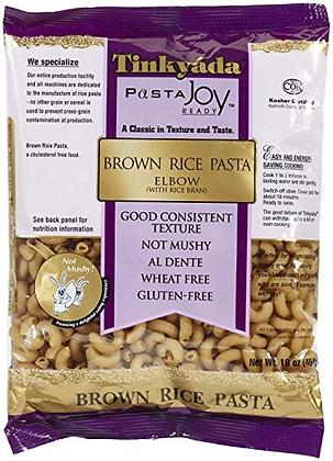 Tinkyada Brown Rice  Elbow Pasta (GF)