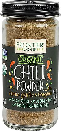 Frontier Co-Op Organic Chili Powder