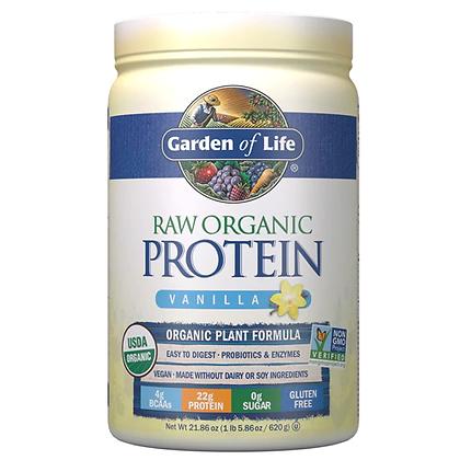Garden of Life Vanilla Protein