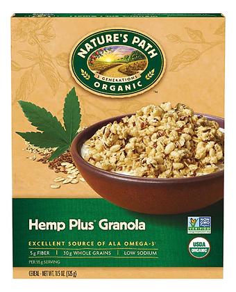 Nature's Path Organic Hemp Granola