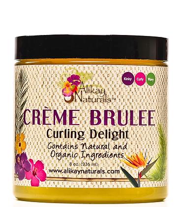 Crème Brulee Curling Delight 8 oz