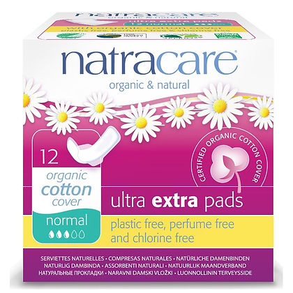 Ultra Extra Pads 12 Normal